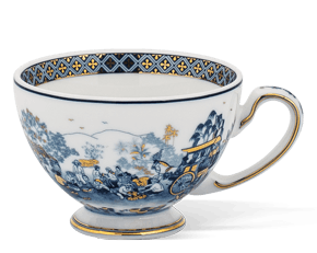 Tea cup 0.11 L - Palace - Homeland's Spirit (gold line)
