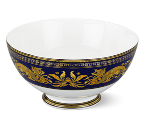 Soup bowl 23 cm - Palace - King Blue (dragon)