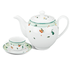 Tea set 0.8 L - Camellia - Summer ripe