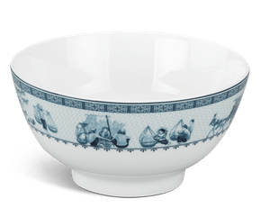 High soup bowl 15 cm - Jasmine - Rural side