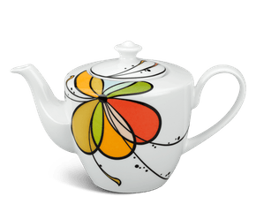 Tea Pot 0.65 L - Daisy - Balloon