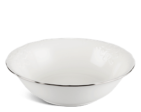 Soup bowl 19 cm - Queen - Platinum line