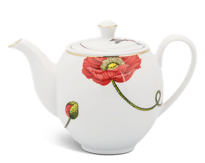Tea pot 1.1 L + lid - Camellia - Eternal love