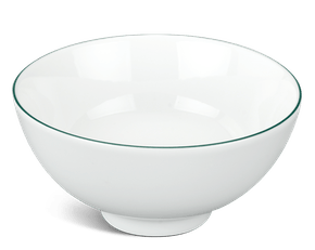 Soup bowl 11.5 cm - Jasmine - Green line