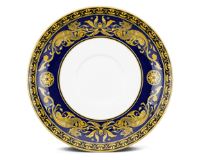 Saucer 15 cm - Palace - King Blue (dragon)