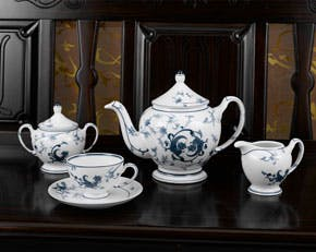 Tea set 1.3 L - Palace - Wandering dragon
