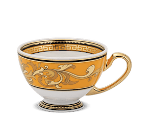 Tea cup 0.11 L - Palace - King Yellow (Lotus)