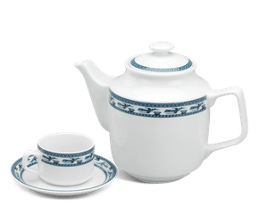 Tea set 0.7 L - Jasmine - Annam Bird