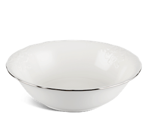 Soup bowl 13 cm - Queen - Platinum line