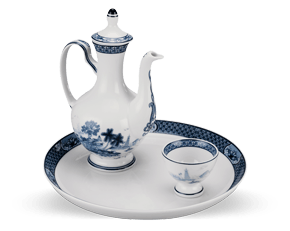 Tea set 0.27 L - Palace - Vietnam spirit