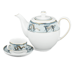 Tea set 1.1 L - Camellia - Mystical