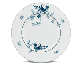 Round plate 28 cm - Palace - Wandering dragon