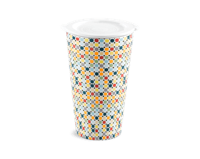 Porcelain Tumbler 0.48 L (Type 1) - Mosaic (LTD)
