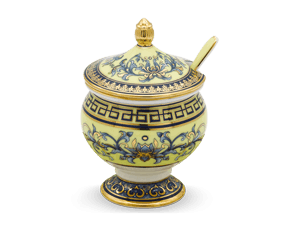 Spice strainer 0.07 L + lid - Palace - Royal Lotus