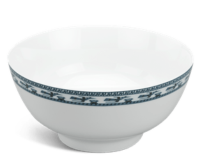 High soup bowl 20 cm - Jasmine - Annam Bird