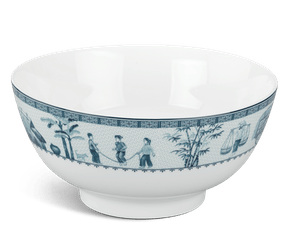 High soup bowl 20 cm - Jasmine - Rural side