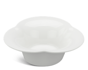 Serving sauce dish 10 cm - Harmony LY'S - White Ivory