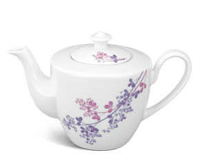 Tea pot 0.65 L + lid - Daisy - Forever