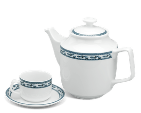 Tea set 1.1 L - Jasmine - Annam Bird