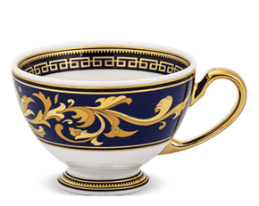 Tea cup 0.11 L - Palace - King Blue (Lotus)