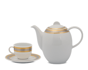 Coffee set 0.8 L - Sago - Rose
